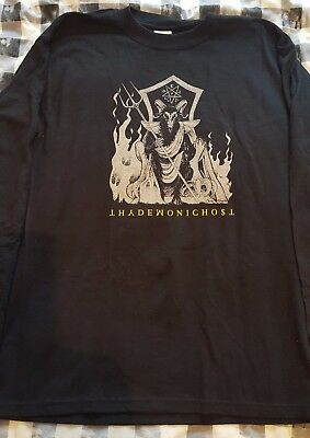 Beherit long sleeve size MEDIUM black metal archgoat impaled nazarene mayhem emp