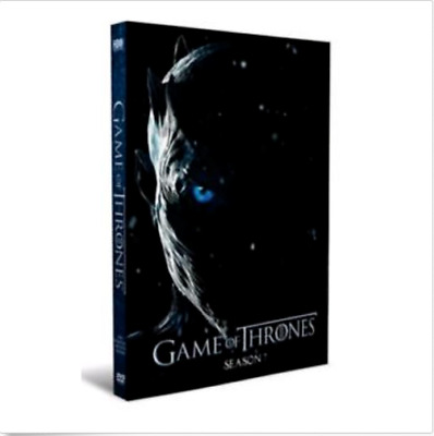 Game of Thrones S eason 7 DVD US SELLER FREE SAME DAY SHIPPING BRAND NEW