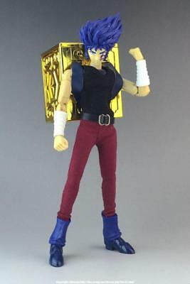 DUO Saint Seiya Myth Gold Casual Cloth Cancer Deathmask+Pandora Box EX 2.0 SH140