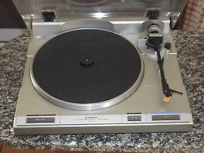 Pioneer Pl - 210 Auto - Return Stereo Turnable