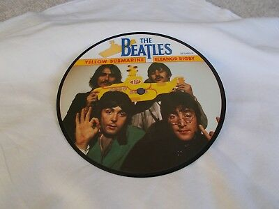 "The Beatles    Uk.  7""    Picture Disc    Yellow Submarine    Rp 5493"