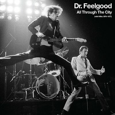 Dr Feelgood All Through The City 3Cd/dvd Set (2012)