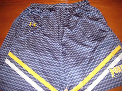 Under Armour Power lacrosse team issued shorts mens L large