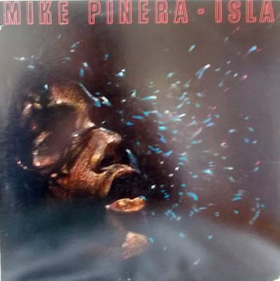 Mike Pinera . Isla 1977.  Us Import Cpn 0202.