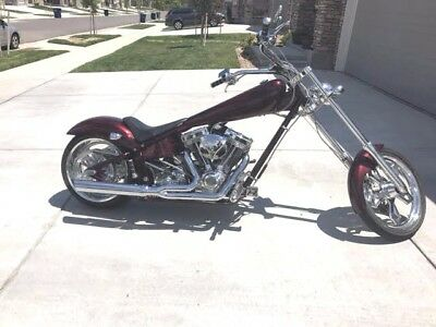 2005 American Ironhorse Legend  2005 American IronHorse Legend Motorcycle
