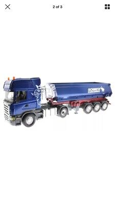 Siku 6725 Scania With Tipping Trailer RC Model Car 1:32 Truck