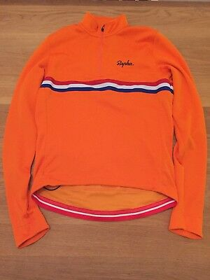 Rapha Country Jersey Dutch National Colours Size Medium. VGC