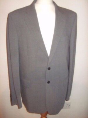 Mens Charles Tyrwhitt Grey Single Breasted Suit Size 42L