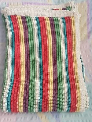 Mamas and Papas Knitted Blanket!