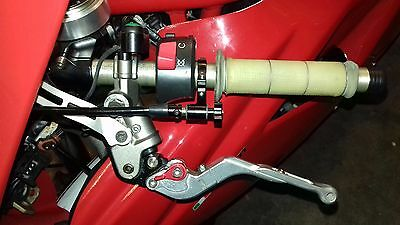 Ducati 848 1098 1198 899 959 1199 1299  Brembo radial clutch master cylinder