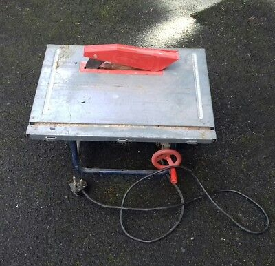 Small 240V Table Saw