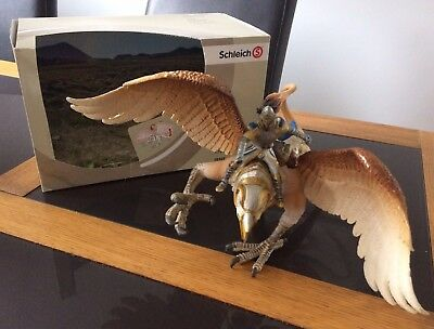 Schleich Greifenreiter / Griffin Rider 70107 World Of History Knights