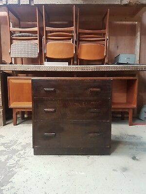 1950s Vintage G Plan Chest of Drawers