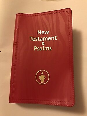 Pocket New Testament & Psalms Gideon Bible