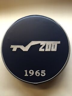 Scooter Wheel Cover (Any Year)