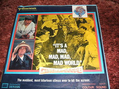 Super 8mm It`s a Mad Mad Mad Mad World  Scope