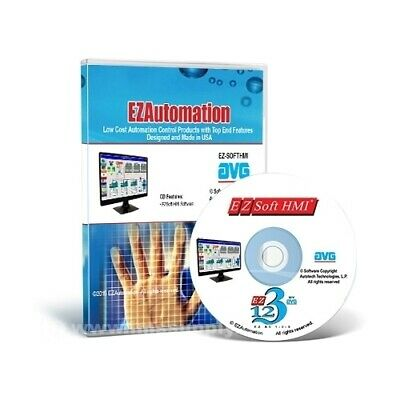 Ez-Softhmi-S5, Ezsoft Hmi Is A Run-Time Hmi Software For Your Pc  Mfgd