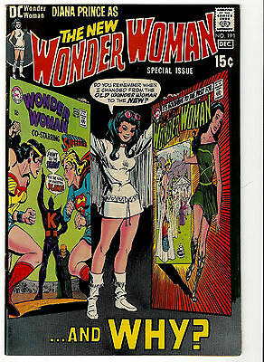 Wonder Woman #191 (Dec 1970, DC)
