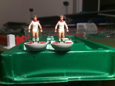 Subbuteo LW Team - Padova/Nurnburg/Bucharest. Ref 303. Very Rare Team!