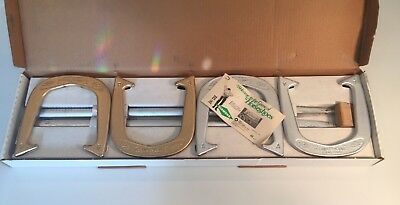 Vintage Diamond Professional Super Ringer Horseshoes In Box ~ Unused Condition