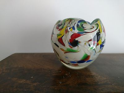 marrano glass vase tea light holder paperweight paper clips