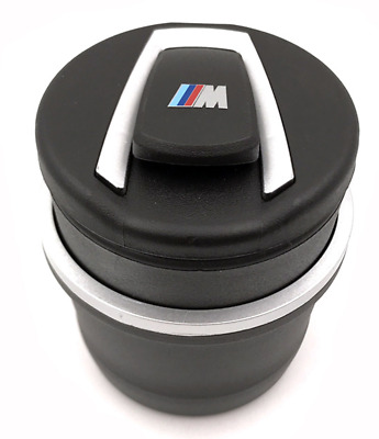 BMW Ashtray M SPORT Interior Accessory Car Logo Accessory Storage Cup Holder New