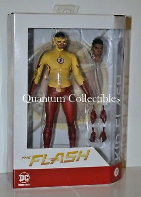*IN STOCK 11/1* Kid Flash (The Flash CW TV Series) Action Figure DC Comics