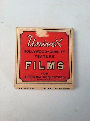 Univex 8 mm film A Chinese Orphanage #1029