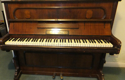 Cottage Size Upright  Piano  - 0.99p  to a good home - Buyer to Collect.