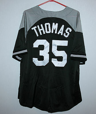 Chicago White Sox baseball jersey #35 Thomas Size L