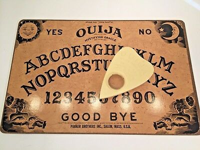 Vintage William Fund Parker Brothers Ouija Board