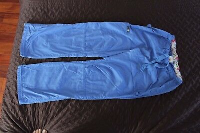 Koi Lindsey Women's Scrub Cargo Pants / Size Small / Blue