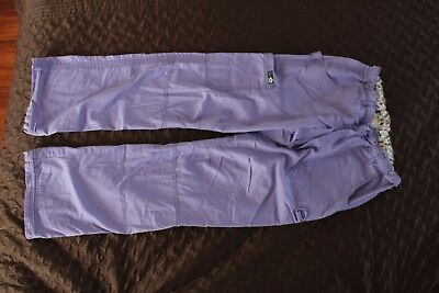 Koi Lindsey Women's Scrub Cargo Pants / Size Small / Purple