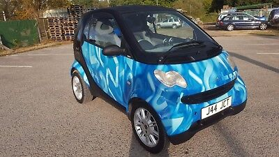Smart City - Coupe ForTwo 0.6, Long MOT £30 tax