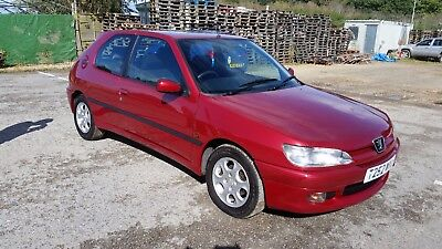 Peugeot 306 1.9 TurboD, NO RESERVE, 23 stamps FSH, Long MOT, 2xKEY,