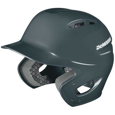 (Youth, Charcoal) - DeMarini Paradox Protege Pro Batting Helmet