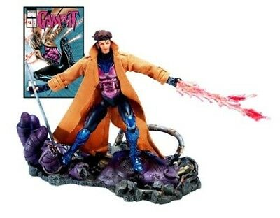 Marvel Legends Series 4 Action Figure Gambit. Shipping is Free