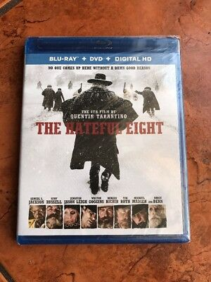 The Hateful Eight Blu-ray Brand New Sealed