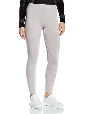 (Medium, Light Grey/Pink) - Spaio Thermo Women Leggings. Shipping Included