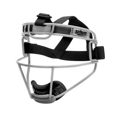 Schutt Varsity Softball Titanium Fielder's Guard (Silver). Delivery is Free