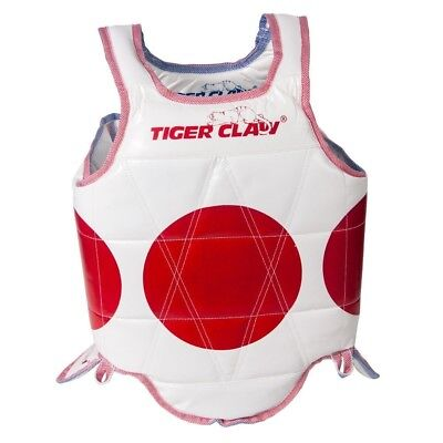 (Child) - PROFESSIONAL CHEST GUARD. Tiger Claw. Shipping is Free