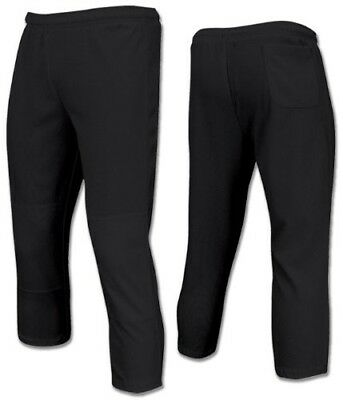 Champro Value Pull-Up Boys Baseball Pant, Black, Size XX-Small. Best Price