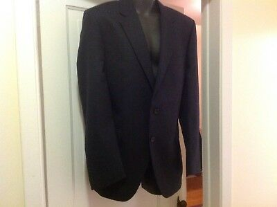 Gieves & Hawkes Blazer Jacket Sz 40R No1 Seville Row London