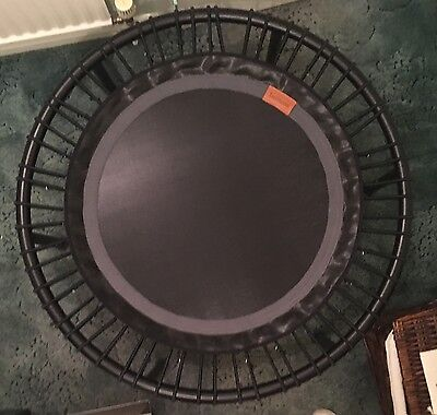 Bellicon rebounder/trampoline, excellent condition - only used twice!