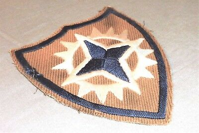German Made 16th Corps Hand Embroidered patch
