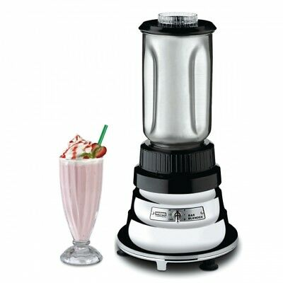 Waring Commercial Bar Blender with 32 oz. Stainless Steel Jar