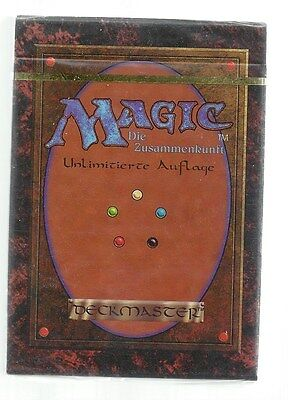 Magic The Gathering Mtg Unlimited Edition Starter Deck German