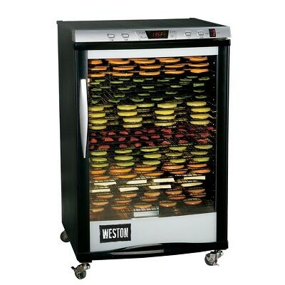 Weston Pro-2400 Digital Dehydrator - 24 Tray