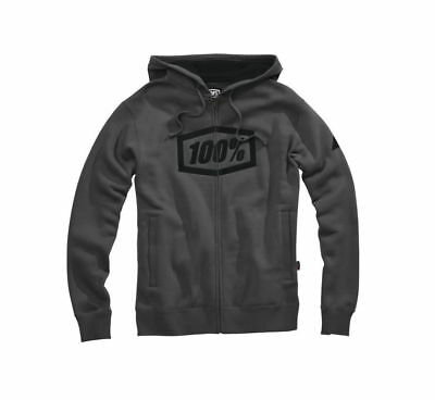 100% Syndicate Zip Up Hoody MX Powersports Motorcycle