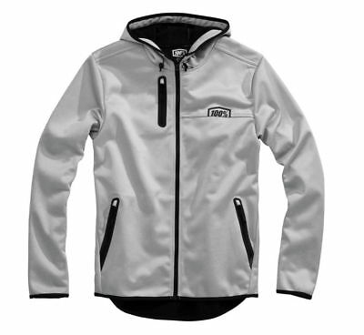 100% Mission Hooded Jacket MX Powersports Motorcycle